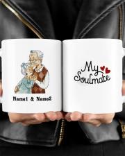 My Soulmate DD011323MA Customize Name Mug ceramic-mug-lifestyle-24