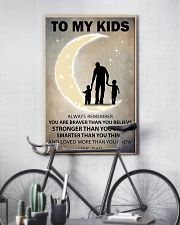 To my kids 2 boys 11x17 Poster lifestyle-poster-7