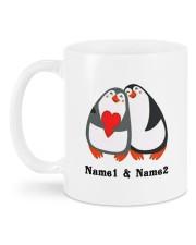 Penguins DD011618MA03 Customize Name Mug back