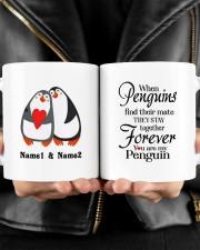 Penguins DD011618MA03 Customize Name Mug ceramic-mug-lifestyle-24
