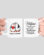 Penguins DD011618MA03 Customize Name Mug ceramic-mug-lifestyle-41