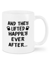 They Lifted DD010806MA Customize Name Mug front