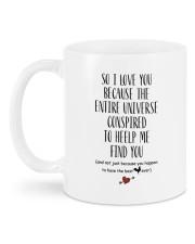 I Love You DD012508MA Mug back