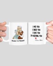 I Keeping You DD011322MA Customize Name Mug ceramic-mug-lifestyle-41