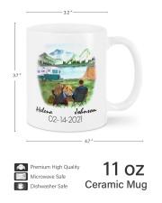 Campsite DD010510DH Mug Customize Name Mug ceramic-mug-lifestyle-62