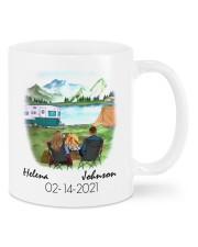 Campsite DD010510DH Mug Customize Name Mug front