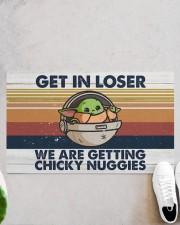 "Get In Loser DD123005MA Doormat 28"" x 17"" aos-doormat-28-x-17-lifestyle-front-06"