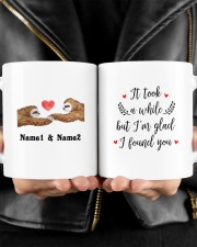 It Took A While DD011533MA Customize Name Mug ceramic-mug-lifestyle-24