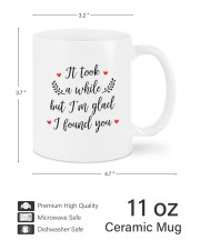 It Took A While DD011533MA Customize Name Mug ceramic-mug-lifestyle-62