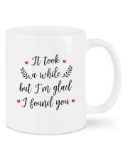 It Took A While DD011533MA Customize Name Mug front