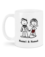 I'm Keeping Love You DD011320MA Customize Name Mug back