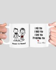 I'm Keeping Love You DD011320MA Customize Name Mug ceramic-mug-lifestyle-41