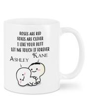 I Like DD010511DH Mug Customize Name Mug front