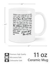 I Love You More DD010501MA Customize Name Mug ceramic-mug-lifestyle-62