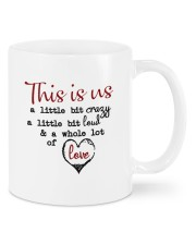 This Is Us DD012002MA Customize Name Mug front