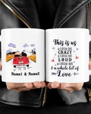 This Is Us DD011540MA Customize Name Mug ceramic-mug-lifestyle-24