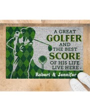 """A Great Golfer DD010413NA Doormat 34"""" x 23"""" aos-doormat-34-x-23-lifestyle-front-05"""
