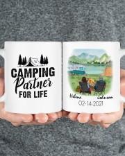 Campsite DD010510DH03 Mug Customize Name Mug ceramic-mug-lifestyle-32