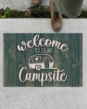 """Campsite HN010501NA Doormat 34"""" x 23"""" aos-doormat-34-x-23-lifestyle-front-01"""
