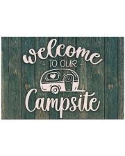 """Campsite HN010501NA Doormat 34"""" x 23"""" front"""