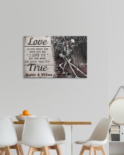 True Love DD123101MA Customize Name 24x16 Gallery Wrapped Canvas Prints aos-canvas-pgw-24x16-lifestyle-front-20