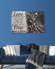 True Love DD123101MA Customize Name 24x16 Gallery Wrapped Canvas Prints aos-canvas-pgw-24x16-lifestyle-front-21