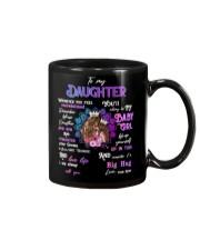 Mother daughter Big Hug Mug Mug front