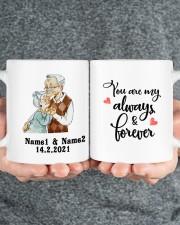 Always And Forever DD011506MA Customize Name Mug ceramic-mug-lifestyle-32