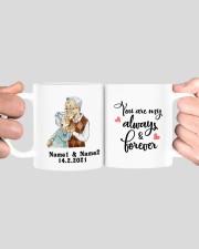 Always And Forever DD011506MA Customize Name Mug ceramic-mug-lifestyle-41