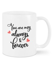 Always And Forever DD011506MA Customize Name Mug front