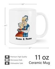 I Promise To Love You DD011118DH Customize Name Mug ceramic-mug-lifestyle-62