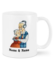 I Promise To Love You DD011118DH Customize Name Mug front