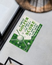 """A Great Golfer DD010721NA Customize Name Doormat 22.5"""" x 15""""  aos-doormat-22-5x15-lifestyle-front-08"""