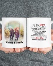 Forever And Always DD010918DH Customize Name Mug ceramic-mug-lifestyle-32