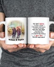 Forever And Always DD010918DH Customize Name Mug ceramic-mug-lifestyle-34