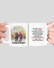 Forever And Always DD010918DH Customize Name Mug ceramic-mug-lifestyle-41