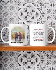 Forever And Always DD010918DH Customize Name Mug ceramic-mug-lifestyle-47
