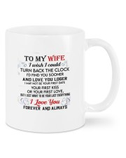 Forever And Always DD010918DH Customize Name Mug front