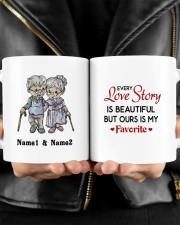Love Story DD011328MA Customize Name Mug ceramic-mug-lifestyle-24