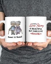Love Story DD011328MA Customize Name Mug ceramic-mug-lifestyle-34