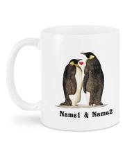 Penguins DD011618MA02 Customize Name Mug back