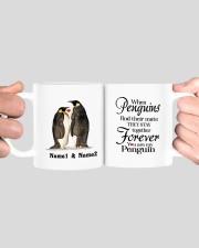 Penguins DD011618MA02 Customize Name Mug ceramic-mug-lifestyle-41