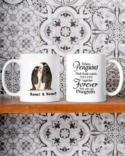 Penguins DD011618MA02 Customize Name Mug ceramic-mug-lifestyle-47