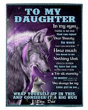 To my daughter big hug 3 Comforter tile