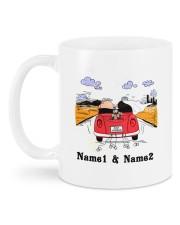 Love Story DD011409MA Customize Name Mug back