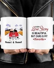 Love Story DD011409MA Customize Name Mug ceramic-mug-lifestyle-24