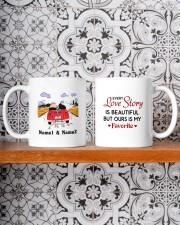Love Story DD011409MA Customize Name Mug ceramic-mug-lifestyle-47