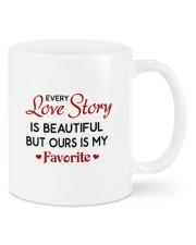Love Story DD011409MA Customize Name Mug front