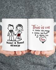 This Is Us DD011301MA Customize Name Mug ceramic-mug-lifestyle-32