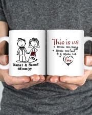 This Is Us DD011301MA Customize Name Mug ceramic-mug-lifestyle-34